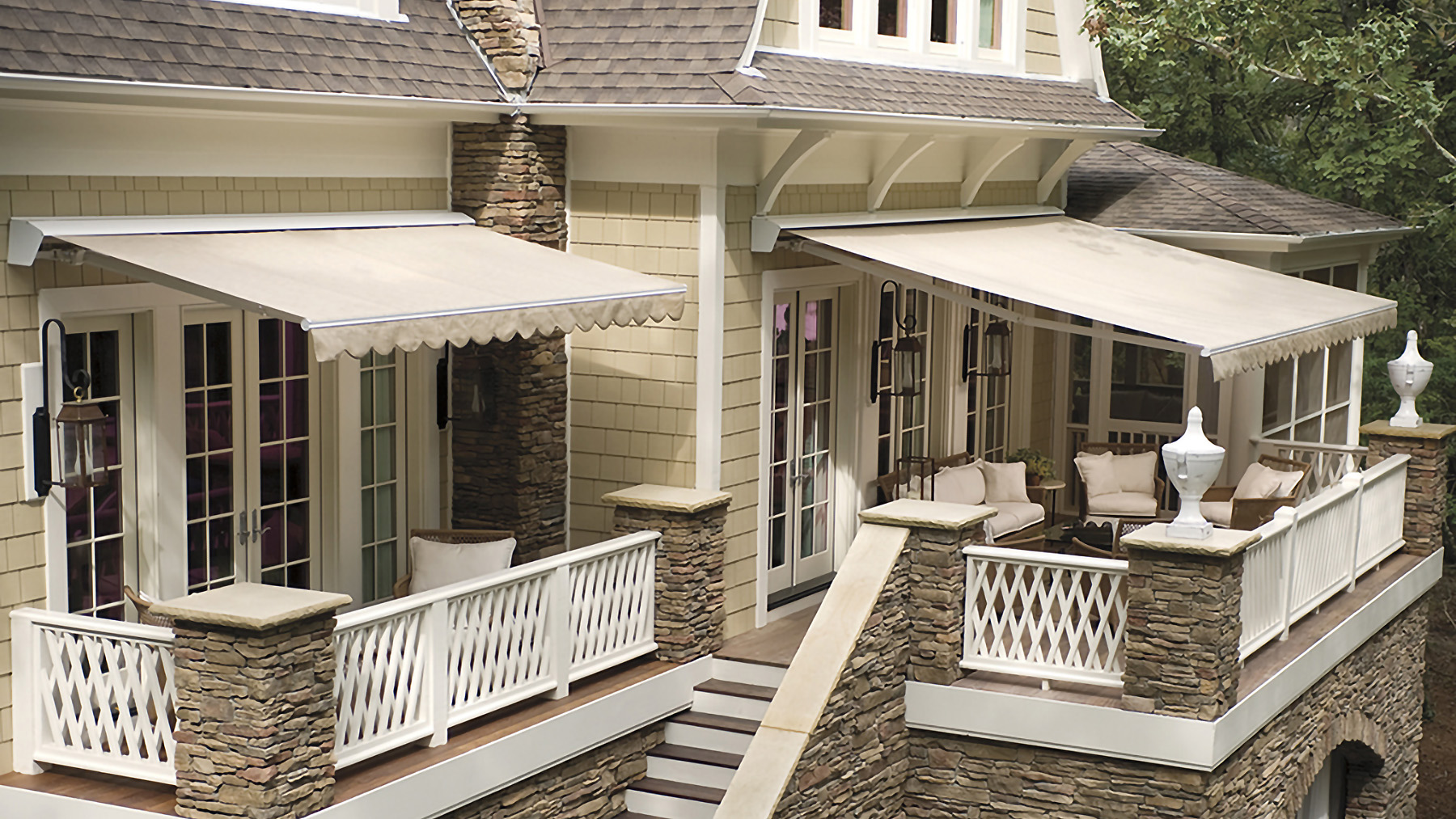 Retractable Awnings in Indianapolis