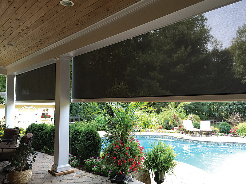 Retractable Awnings | Sommer Awning Group | Indianapolis ...