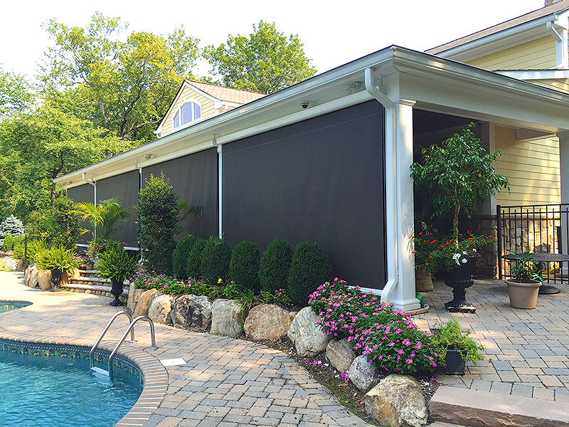 Retractable Awnings   Sommer Awning Group   Indianapolis ...
