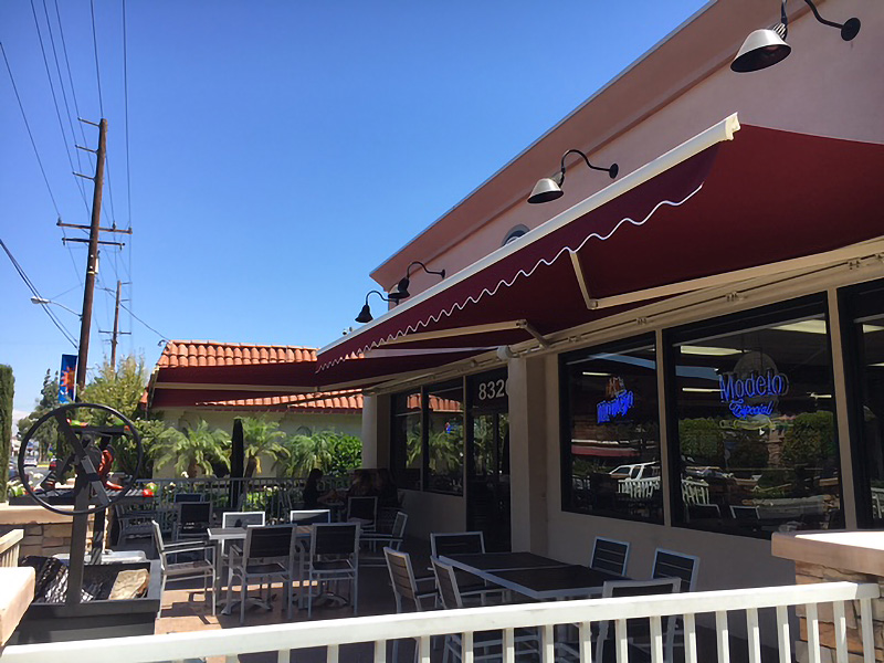 Retractable Awnings Sommer Awning Group Indianapolis